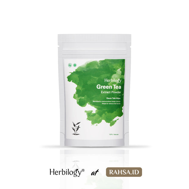 Herbilogy - Green Tea / Daun Teh Hijau Extract Powder