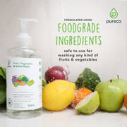 Pureco - Fruit, Vegetable, and Salad Wash
