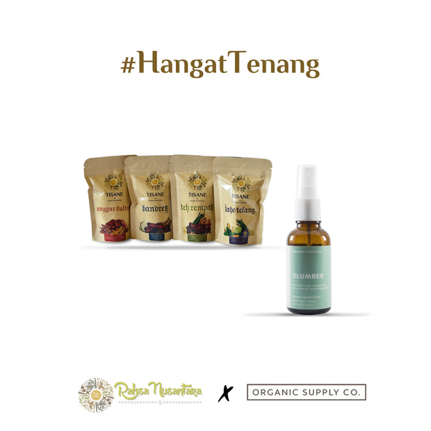 Holiday Kit #HangatTenang Spesial Rahsa.id