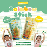 Sunkrisps - Rainbow Stick Cheese