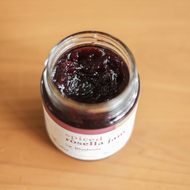 Blueboots Farm - Spiced Rosella Jam