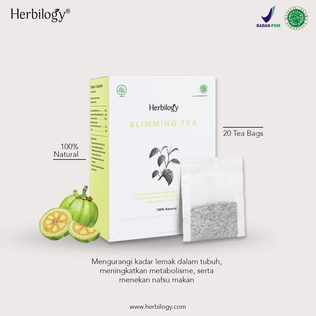 Herbilogy - Slimming Tea