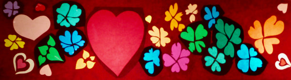 Hearts & Flowers II