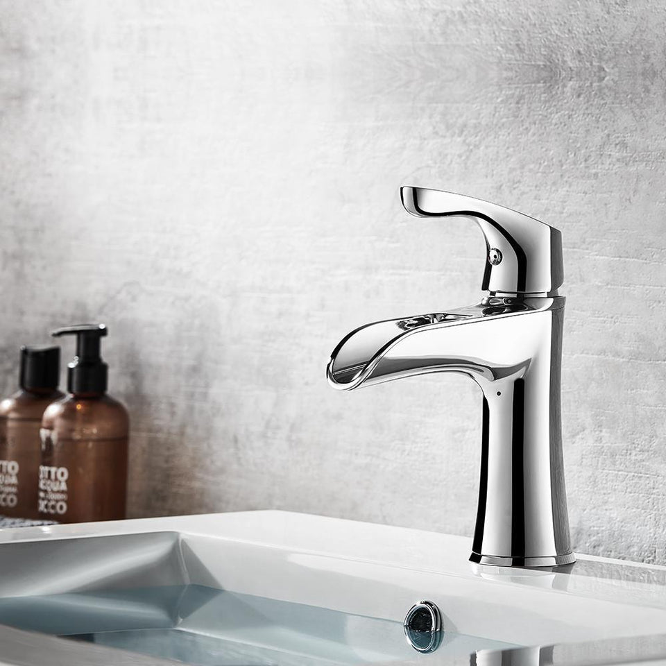 Althea Single-Handle Basin Bathroom Faucet Vinnova Faucets