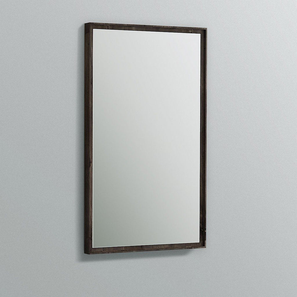 "Fresca Formosa 20"" Bathroom Mirror Fresca Mirrors"