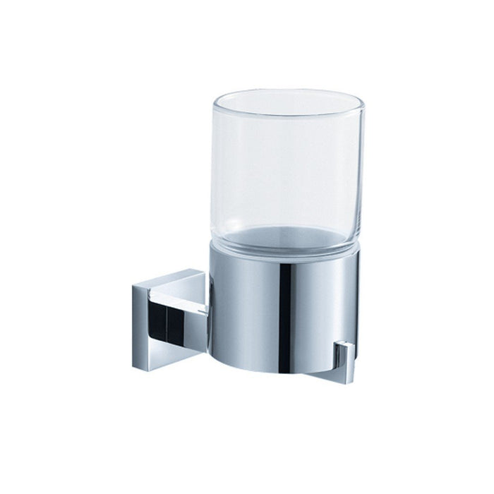 Fresca Glorioso Tumbler and Tumbler Holder Fresca Tumblers Chrome