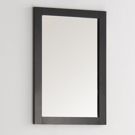 "Fresca Hartford 20"" Traditional Bathroom Mirror Fresca Mirrors"
