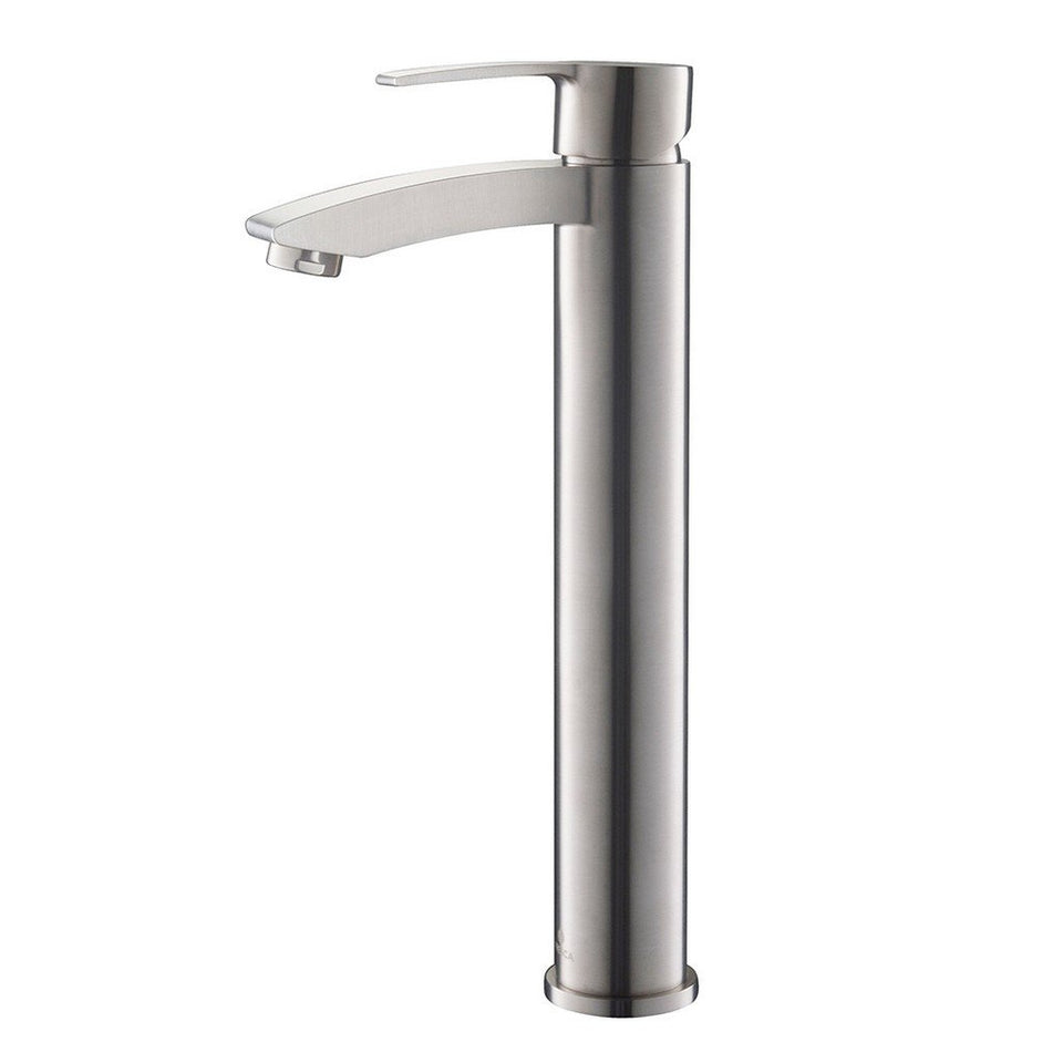 Fresca Livenza Single Hole Vessel Mount Bathroom Vanity Faucet Fresca Faucets