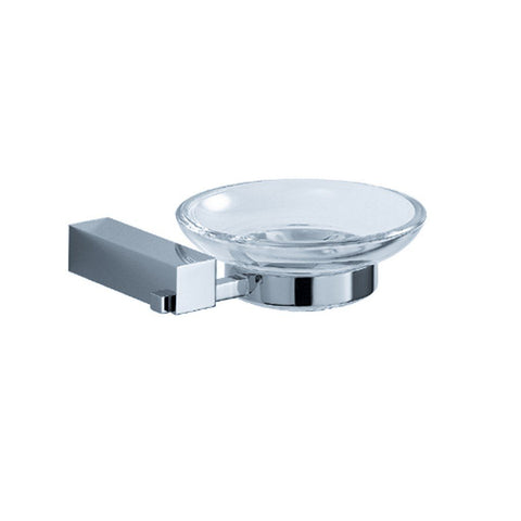 Fresca Ottimo Soap Dish Fresca Soap Dishes Chrome