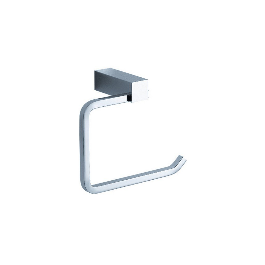 Fresca Ottimo Toilet Paper Holder Fresca Toilet Paper Holders Chrome