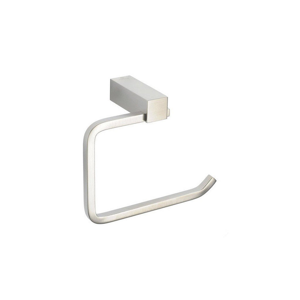 Fresca Ottimo Toilet Paper Holder Fresca Toilet Paper Holders Brushed Nickel