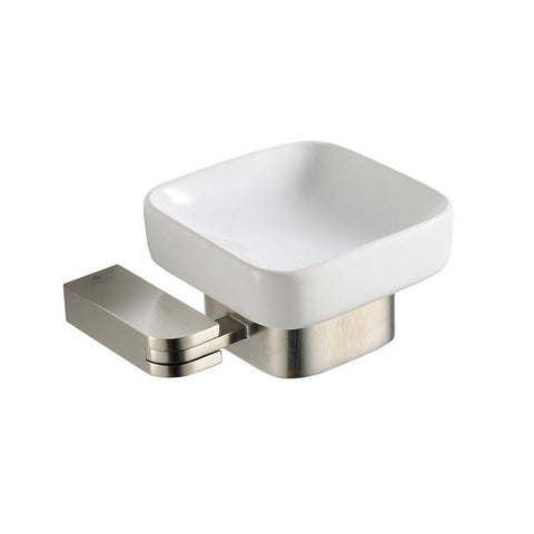 Fresca Solido Soap Dish Fresca Soap Dishes Chrome