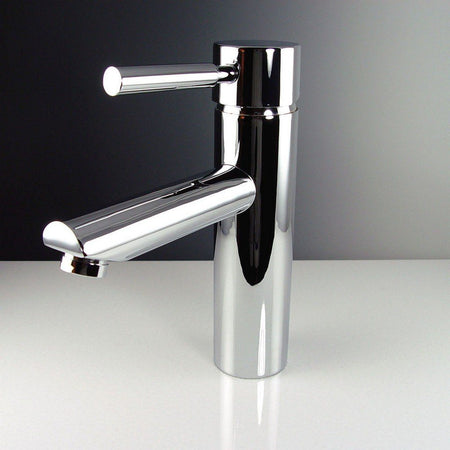 Fresca Tartaro Single Hole Mount Bathroom Vanity Faucet Fresca Faucets