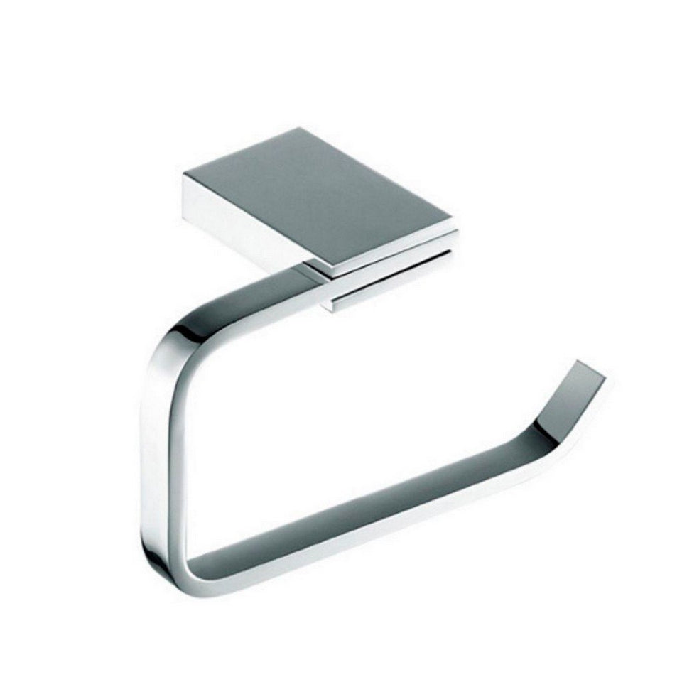 KubeBath Aqua Fino by KubeBath Toilet Paper Holder KubeBath Toilet Paper Holders Chrome