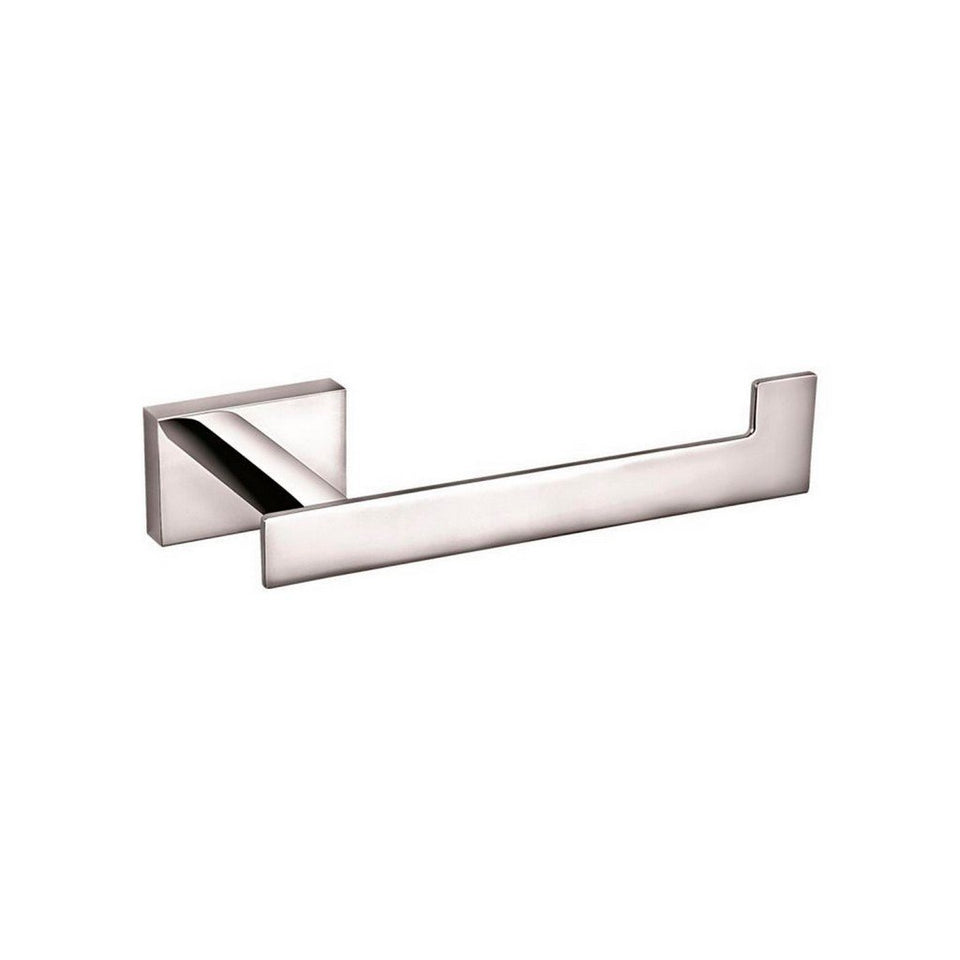KubeBath Aqua Plato Toilet Paper Holder KubeBath Toilet Paper Holders Chrome