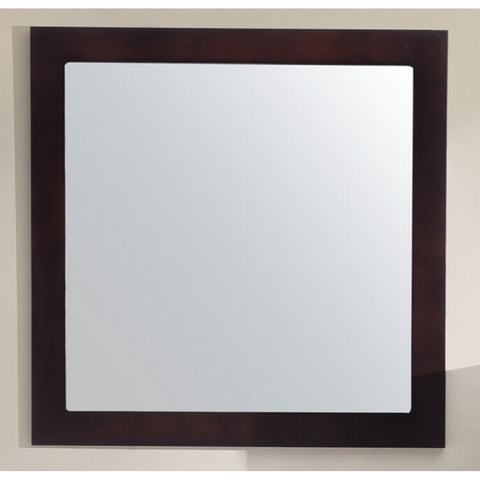 "Laviva Nova 27"" Mirror Laviva Mirrors Brown"