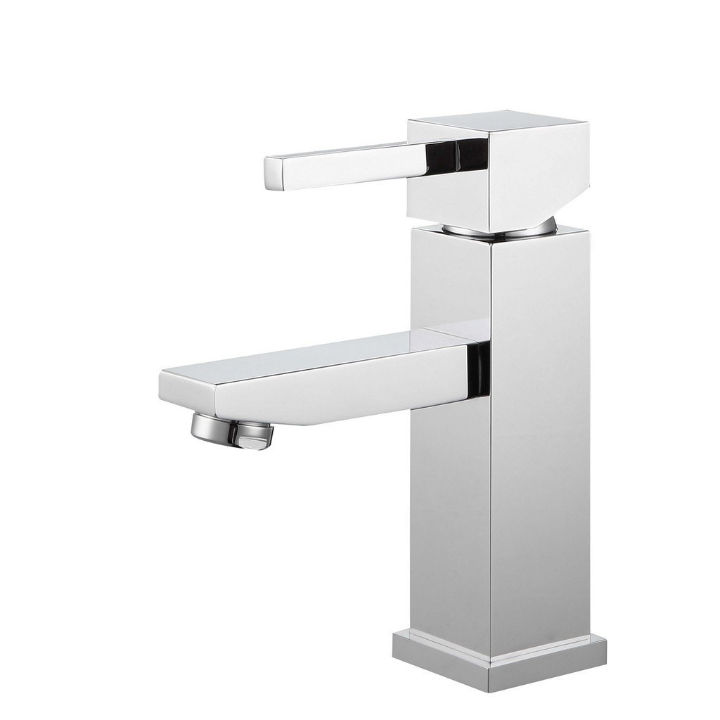 Legion Furniture Single Hole UPC Faucet with Drain ZY6003-C/BB/BN/GB/OR Legion Furniture Faucets Chrome