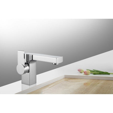 Legion Furniture Single Hole UPC Faucet with Drain ZY6053-C/BB/BN/GB/OR Legion Furniture Faucets