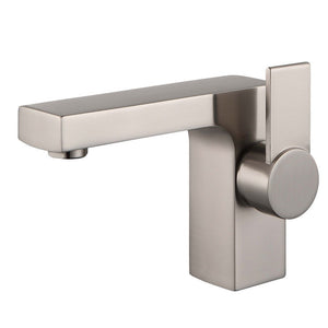 Legion Furniture Single Hole UPC Faucet with Drain ZY6053-C/BB/BN/GB/OR Legion Furniture Faucets Brushed Nickel