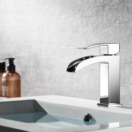 Liberty Single-Handle Basin Bathroom Faucet Vinnova Faucets