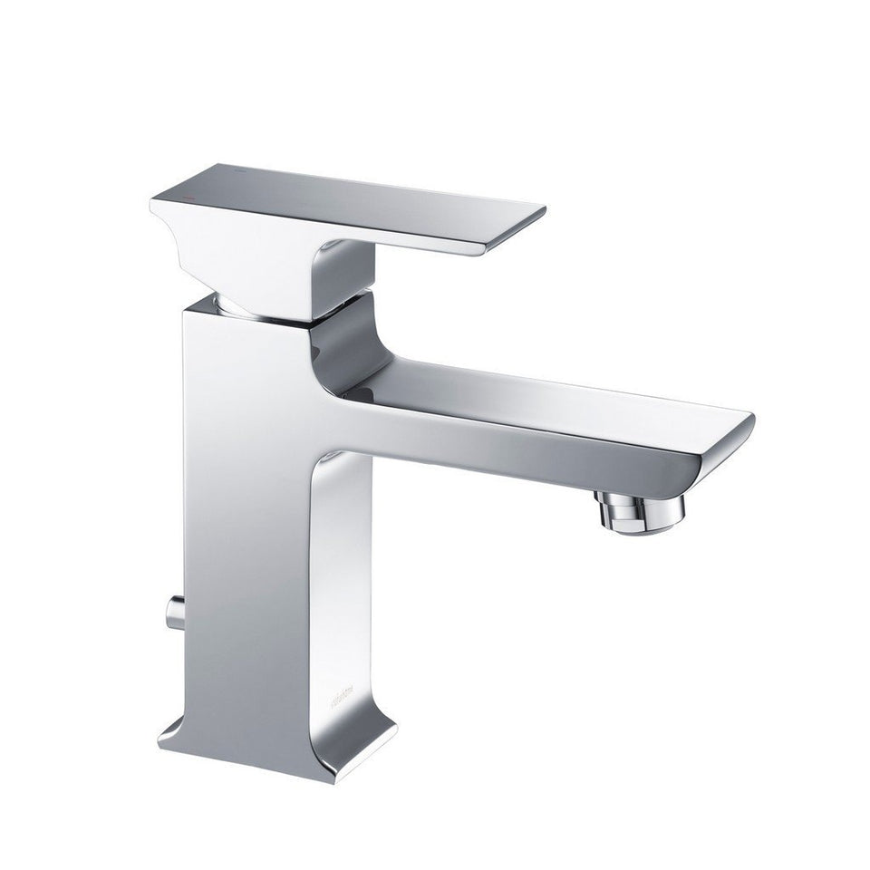 Stufurhome Adler Single Hole Faucet Stufurhome Faucets Chrome