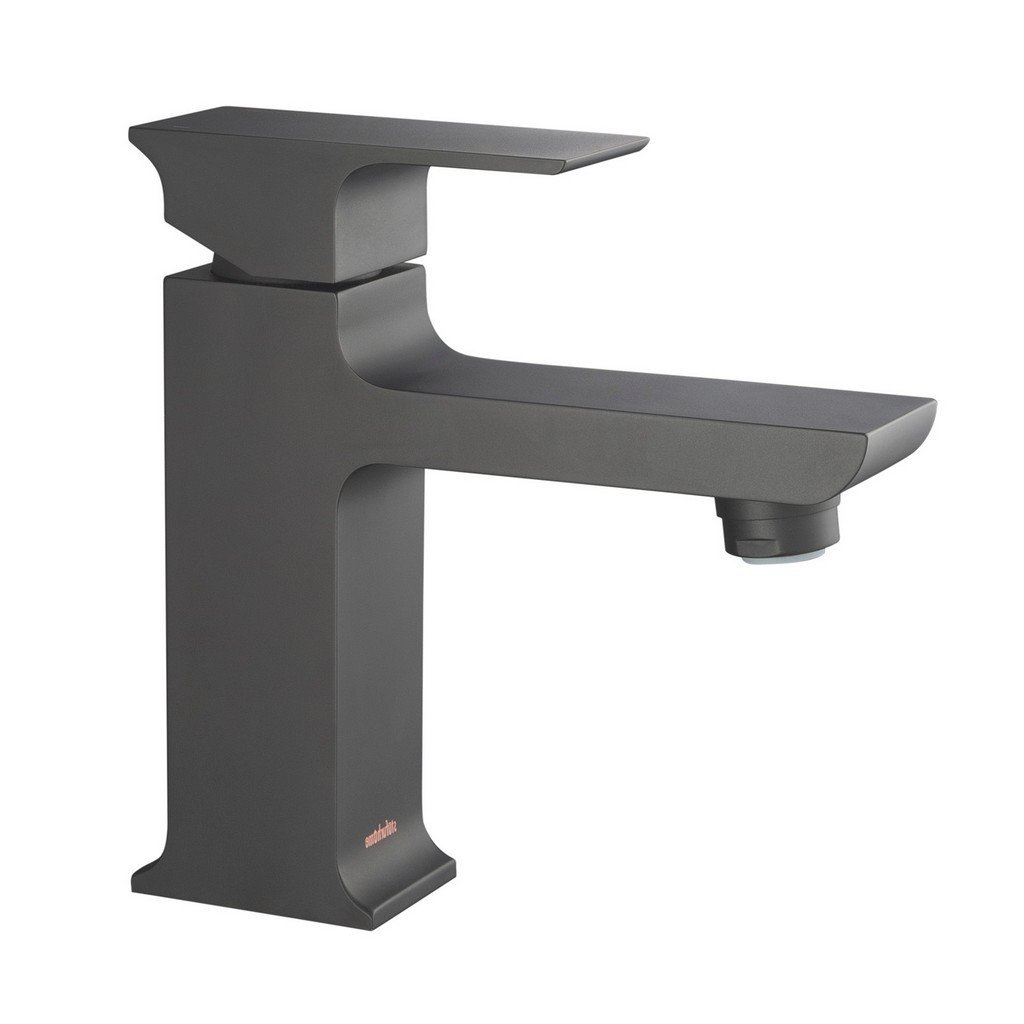 Stufurhome Adler Single Hole Faucet Stufurhome Faucets Matte Black