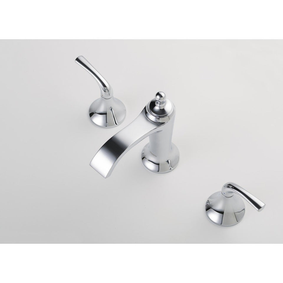 Stufurhome Brantley Chrome Bathroom Faucet Set Stufurhome Faucets