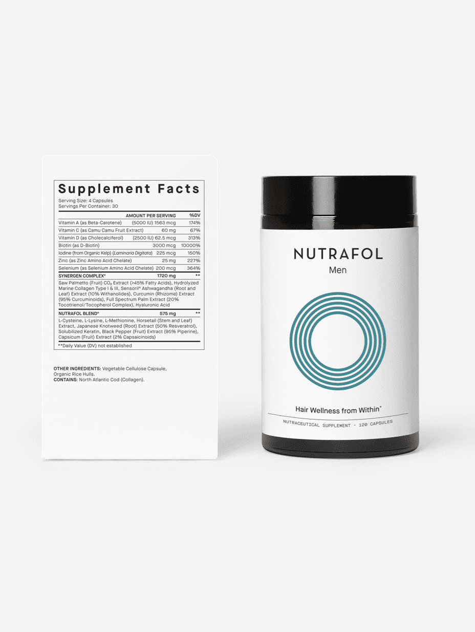 Nutrafol Men - 3 pack