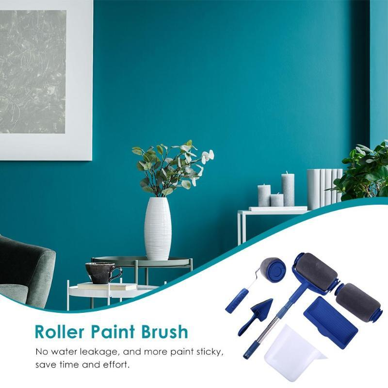 Handyman Wall Painting Paint Roller Kit