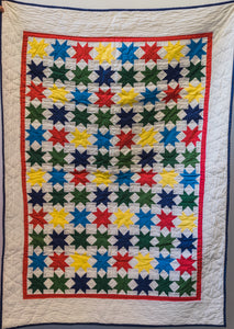 Quilt #29 - Star Row