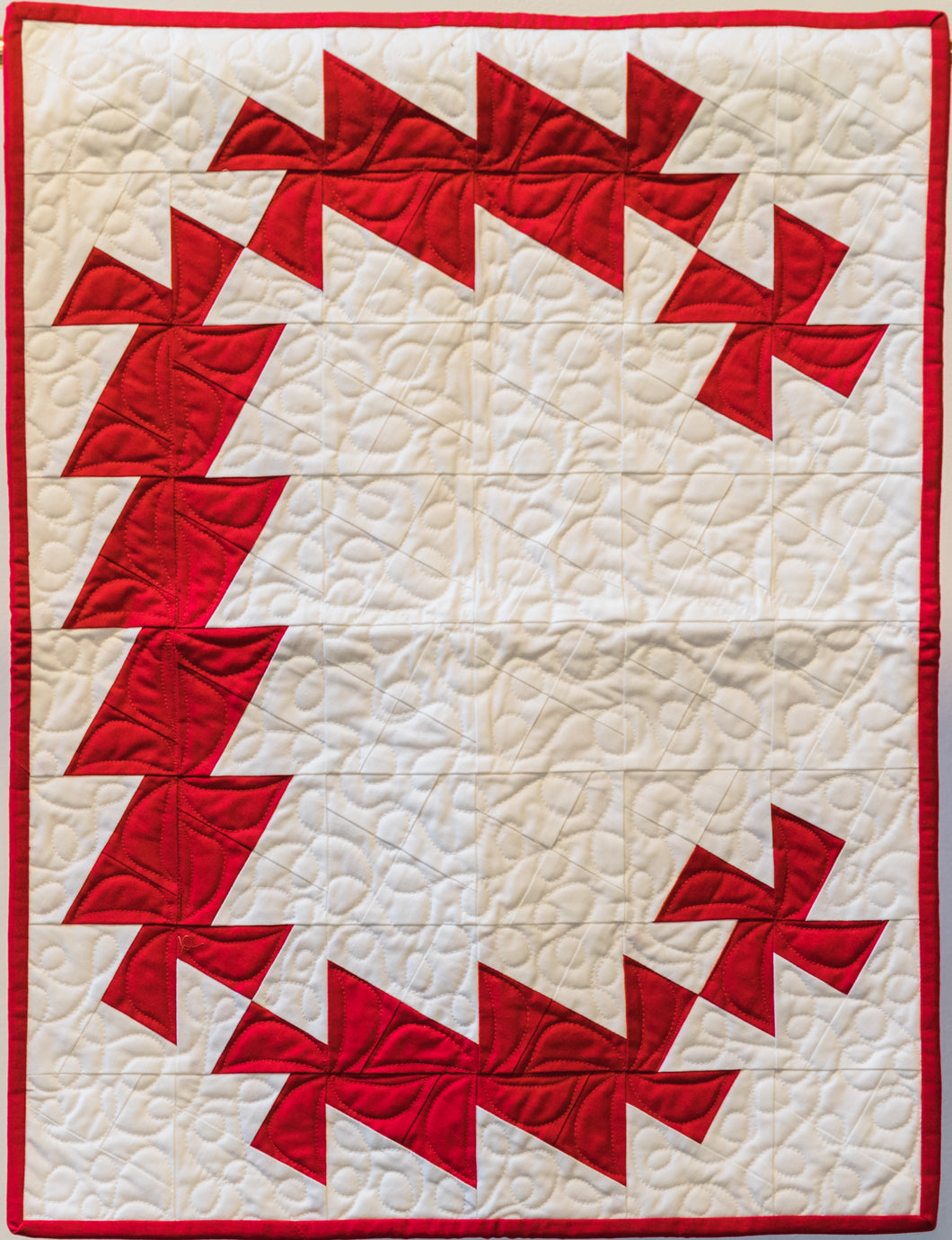 Quilt #08 - C is for Cornell and So Much More!