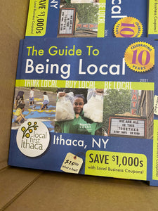 The Guide to Being Local 2021