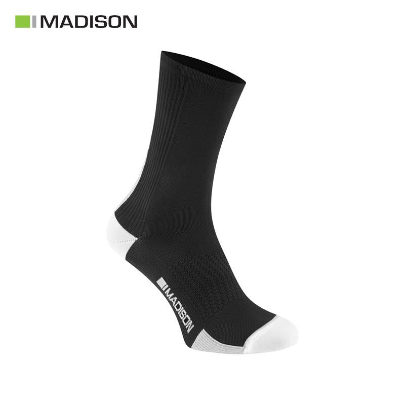 Calcetines MADISON ROAD RACE Negro