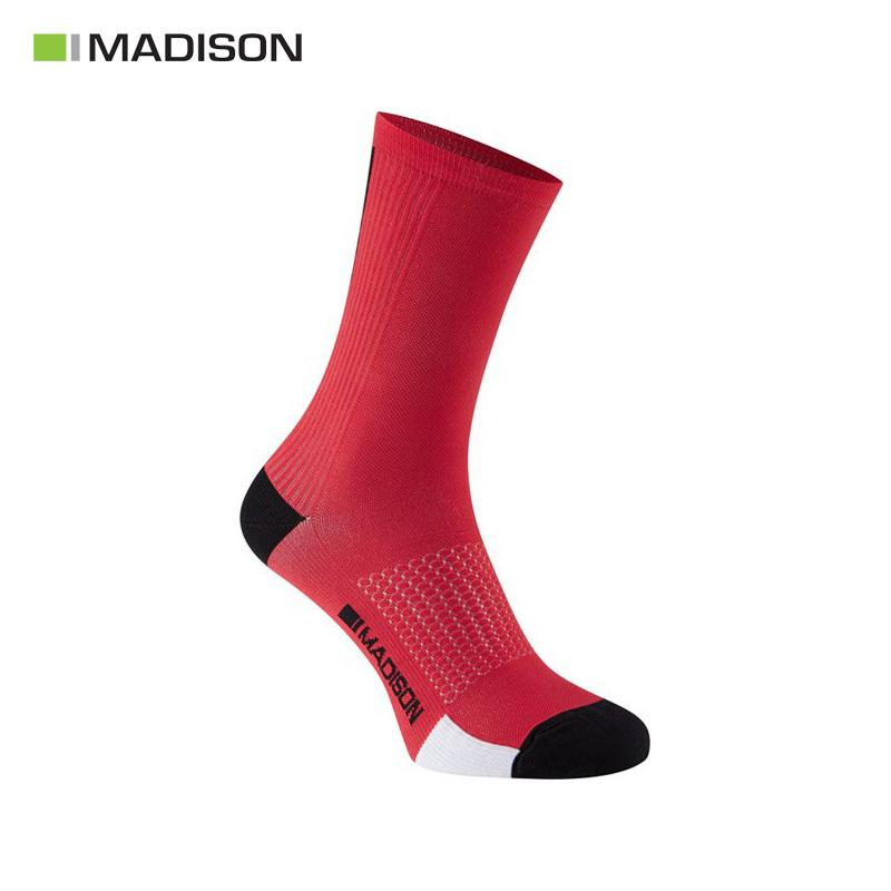 Calcetines MADISON ROAD RACE Rojo