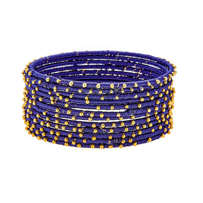 Cala Bracelets in Blue