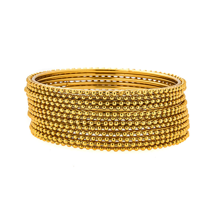 Daru Bracelets in Gold