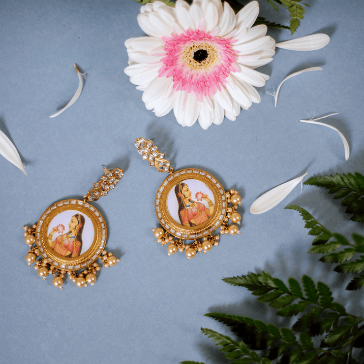 Ragni Maharani Earrings
