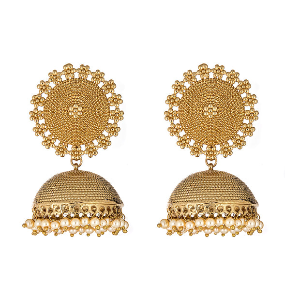 Femi Gold Earrings