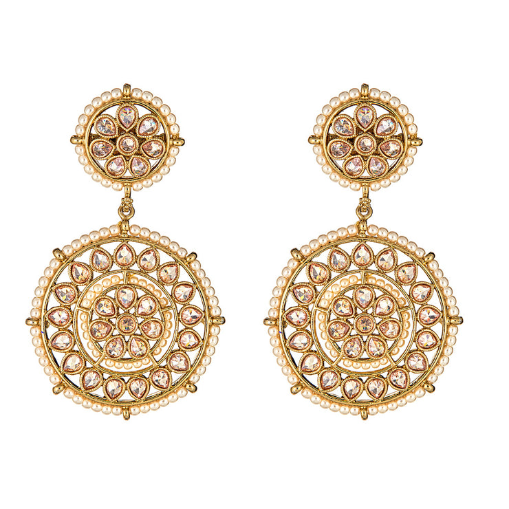 Amadika Circular Earrings