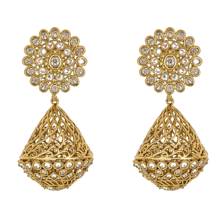 Pari Drop Earrings