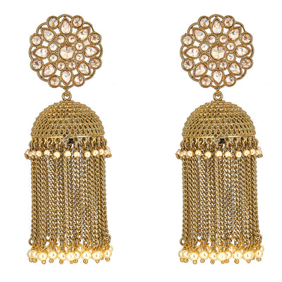 Thiya Drop Earrings