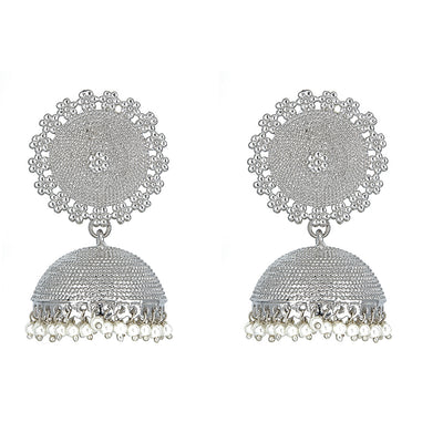 Femi Silver Earrings
