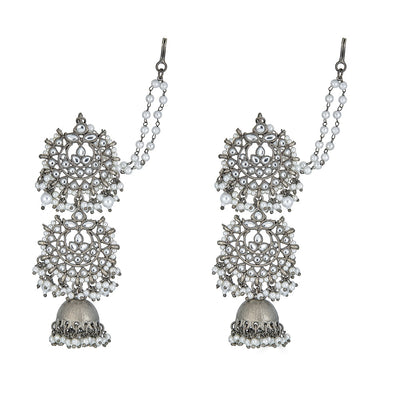 Gauri Drop Earrings