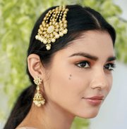 Neela Chandelier Headpiece