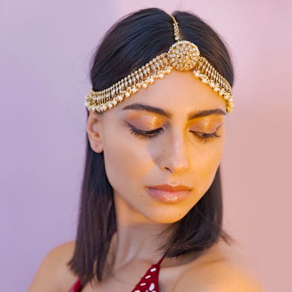 Naisha Headpiece