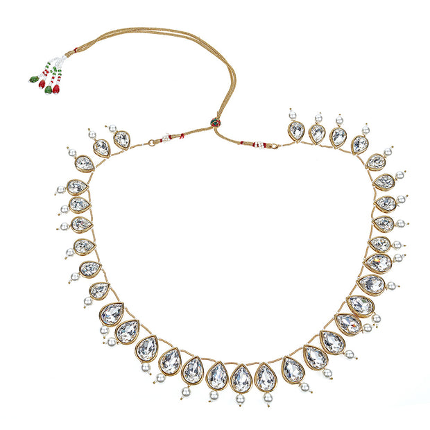 Farha Long Necklace