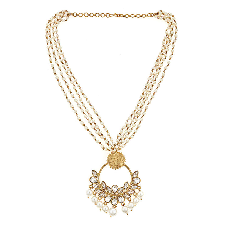 Amaya Pearly Necklace