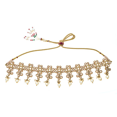 Adiva Pearl Necklace