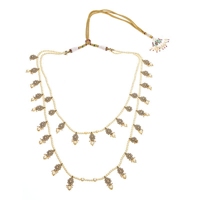 Dyuti Necklace in Gold