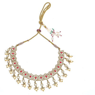 Taran Choker Necklace